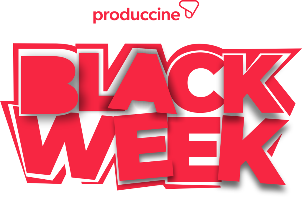 Black Week 2020 | PRODUCCINE